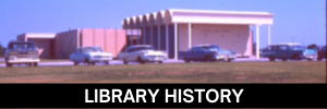 Library History - Photo of the Central Library