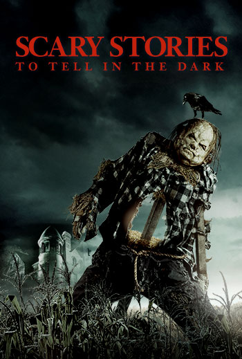 CinePark at the Library - Scary Stories to Tell in the Dark!